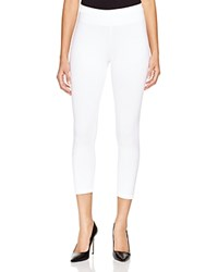 Hue Ultra Capri Leggings White
