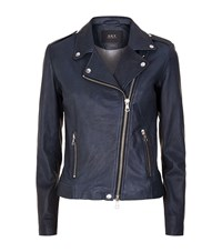 Set Leather Biker Jacket Female