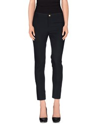 Dekker Trousers Casual Trousers Women Dark Blue