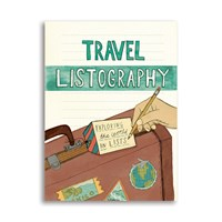 Chronicle Books Travel Listography