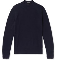 Tom Ford Cashmere Sweater Blue