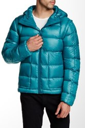 Hunter Original Short Down Jacket Blue