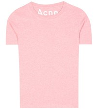 Acne Studios Dorla 2 Pack Cotton T Shirts Pink