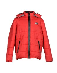Ecko Unlimited Ecko' Unltd Coats And Jackets Jackets Men Red