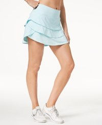 Ideology Tiered Skort Created For Macy's Breezy Sea