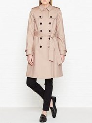Hobbs Saskia Trench Coat Clay