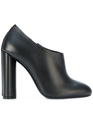 Tom Ford Side Zip Ankle Boots Black