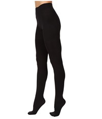 Hue Blackout Opaque Shaping Tights Black Women's Casual Pants