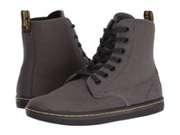Dr. Martens Shoreditch Lead Women's Lace Up Boots Gray