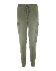 Joe's Jeans Drawstring Joggers Military Green
