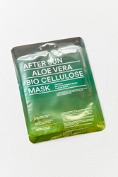 Urban Outfitters Uo After Sun Aloe Vera Bio Cellular Sheet Mask