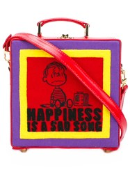Olympia Le Tan 'Happiness Is A Sad Song' Bag Multicolour
