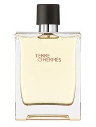 Terre D'hermes Eau De Toilette No Color No Color