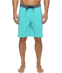 Vans Signal Stretch Boardshorts 20 Baltic Dark Slate Men's Swimwear Blue