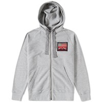 Barbour Steve Mcqueen Draft Hoody Grey