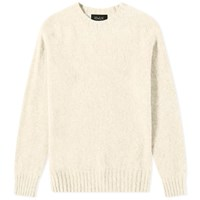 Howlin' Birth Of The Cool Crew Knit White