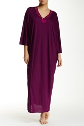 Natori Zen Nightgown Purple