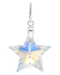 Alex And Ani Swarovski Wish Star Charm Silver