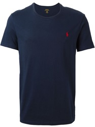 Polo Ralph Lauren Crew Neck T Shirt Blue