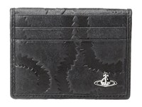 Vivienne Westwood Belfast Folding Card Holder Black