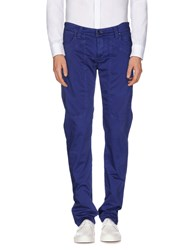 Jeckerson Trousers Casual Trousers Men Blue