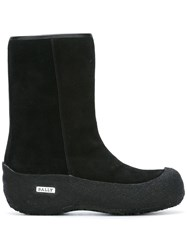 Bally 'Carde' Boots Black