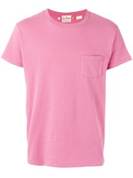 Levi's Vintage Clothing Sportswear T Shirt Pink Purple