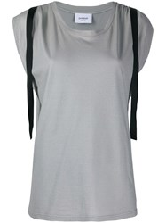 Dondup Sleeveless Fitted Top 60