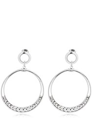 Philippe Audibert Alana Earrings Silver