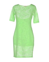 Bellwood Short Dresses Light Green