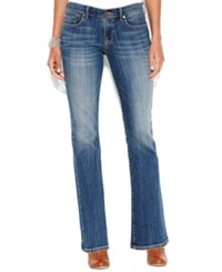 Lucky Brand Sweet 'N Low Bootcut Jeans Amber