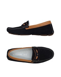 Andrea Morelli Loafers Dark Blue