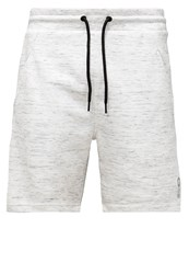 Jack And Jones Jack And Jones Jcostrong Regular Fit Tracksuit Bottoms Treated White