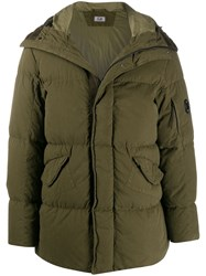 C.P. Company Cp Hooded Down Coat 60