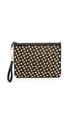 Ash Star Studded Clutch