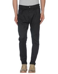 Uncode Casual Pants Black