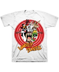 Freeze 24 7 Looney Tunes Graphic T Shirt White