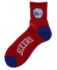 For Bare Feet Philadelphia 76Ers Ankle Team Color 501 Socks