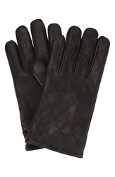 Ben Sherman Men's Original Penguin Quilted Leather Gloves