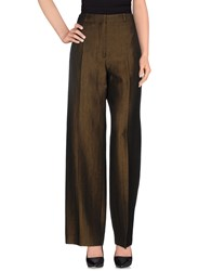Mcq By Alexander Mcqueen Mcq Alexander Mcqueen Trousers Casual Trousers Women Military Green