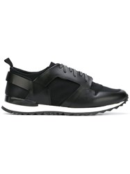 Oamc Lace Up Sneakers Black