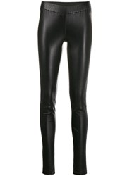 Max And Moi High Waisted Leggings Black