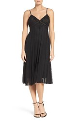Eci Women's Beaded A Line Dress