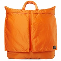 Porter Yoshida And Co. Tanker 2Way Helmet Tote Indian Orange