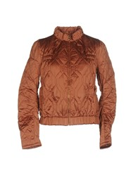 See By Chloe Jackets Rust