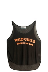 Wildfox Couture Wild Girls Tank Top