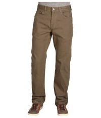 Prana Bronson Pant Cargo Green Men's Casual Pants