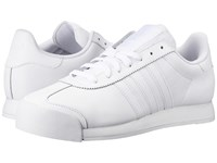 Adidas Samoa Leather Footwear White Footwear White Clear Grey Men's Tennis Shoes