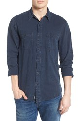 Lucky Brand Men's Denim Western Shirt