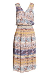 O'neill Keena Midi Dress Multi Colored